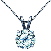 Antwerp Diamonds 3.0 CTTW CZ Dream Necklace