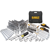 DeWalt 168 Pc. Mechanics Tool Set