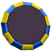 Rave Sports Bongo Bounce Platform