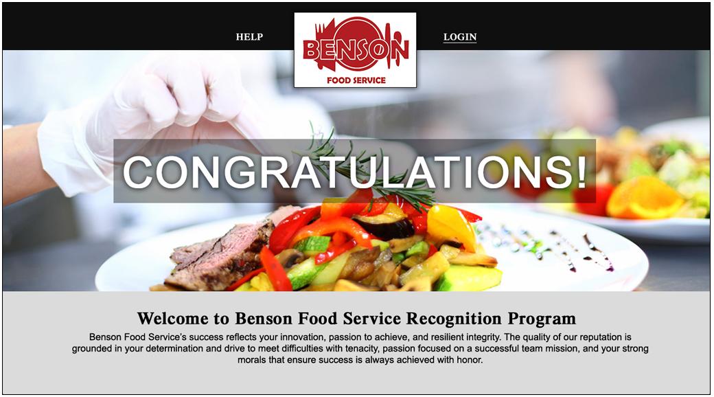 Benson Food Service